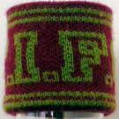 Bufanda con puños (2 piezas)