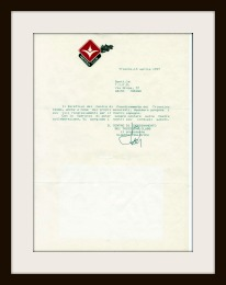 lettera trieste